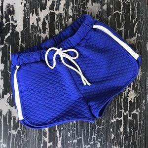 Lily White Shorts